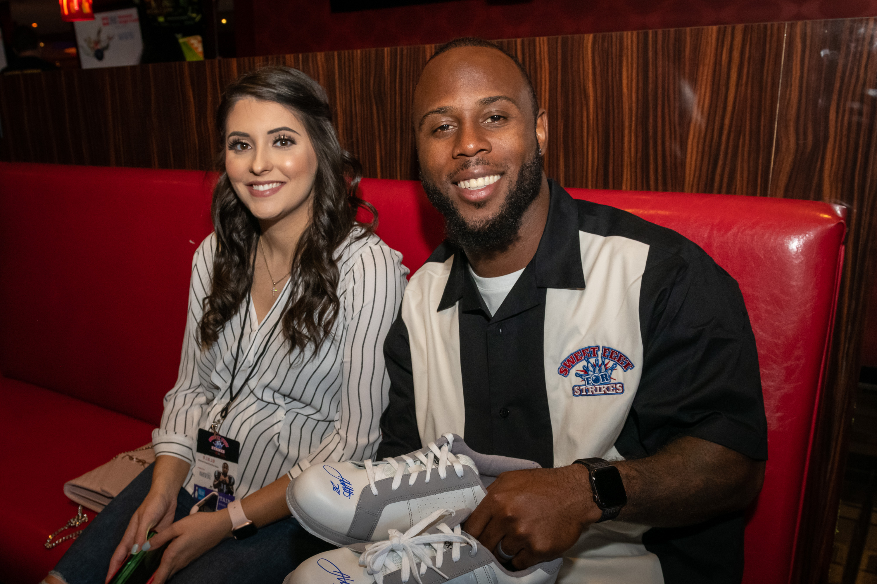 James & Diana White Launch The Sweet Feet Foundation