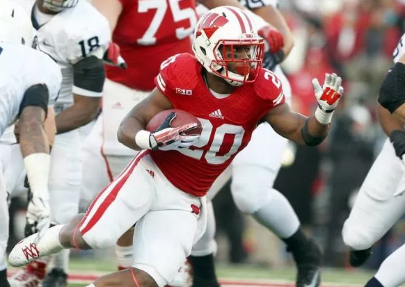 2014 NFL DRAFT: INTERVIEW WITH WISCONSIN RUNNING BACK JAMES WHITE